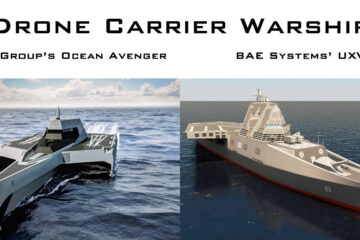 Op-Ed: Is it Time for the U.S. Navy to Build the Drone Carrier Warship?