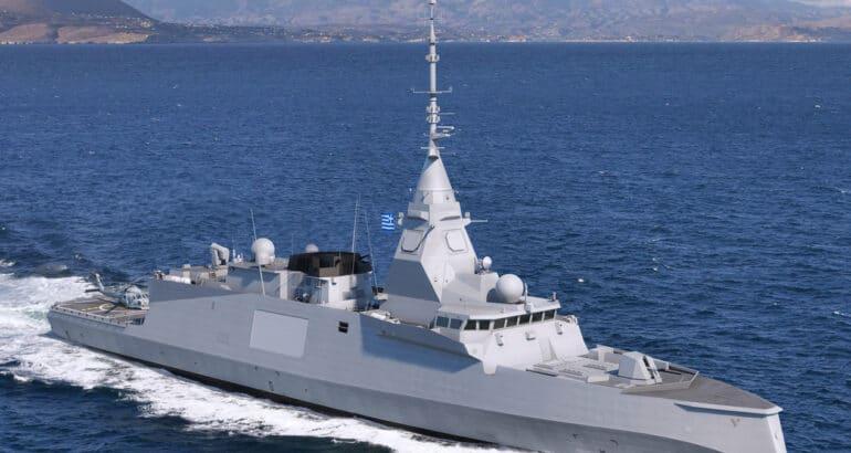 FDI HN Hellenic Navy Frigate Greece Naval Group