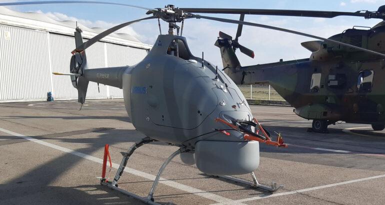 VSR700 VTOL UAV