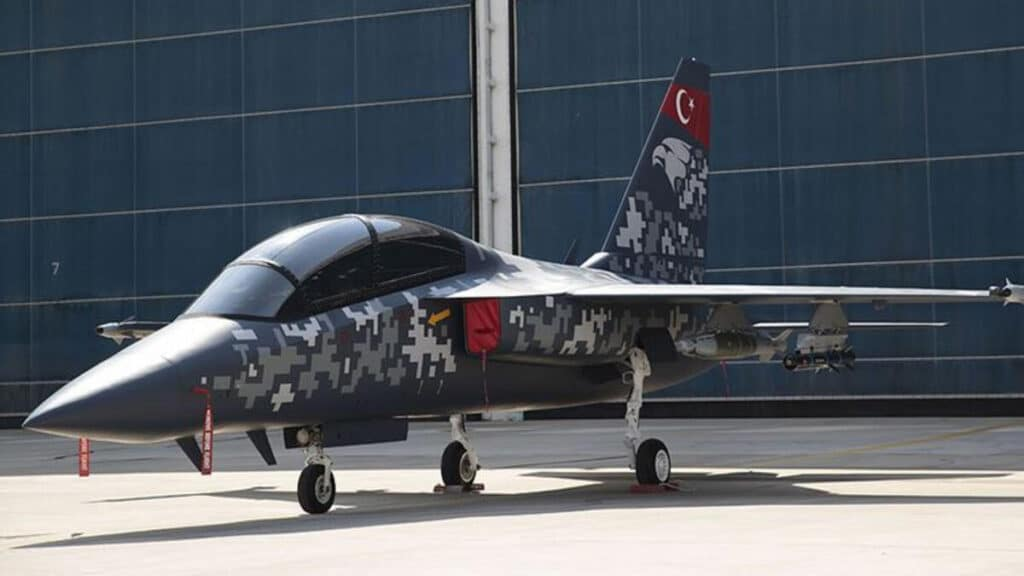 Hürjet Advanced Jet Trainer & Light Attack Aircraft