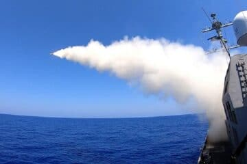 IAI and Thales Join Forces to Offer SEA SERPENT Anti-Ship Missile to the Royal Navy