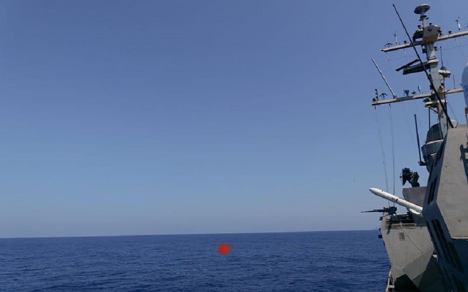 SEA SERPENT anti-ship missile