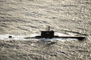 SUBSUNK: Indonesian Navy Submarine KRI Nanggala on Eternal Patrol