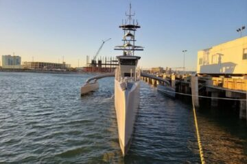 Leidos completes delivery of Seahawk Vessel to US Navy