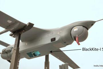 Logos Technologies successfully tests WAMI sensor on RQ-21A Blackjack