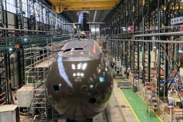 Navantia Wins Engine Maintenance Contract from Spanish Navy