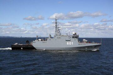 Polish Navy's Kormoran II class MCMVs to be equipped with iXblue INS