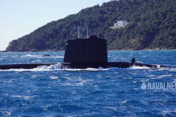 Video: French Navy Submarine Émeraude Deployed to the Indo-Pacific and South China Sea