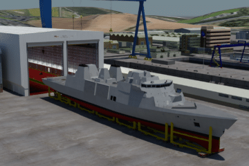 UK's Type 31 Frigate Program Completes Whole Ship Critical Design Review
