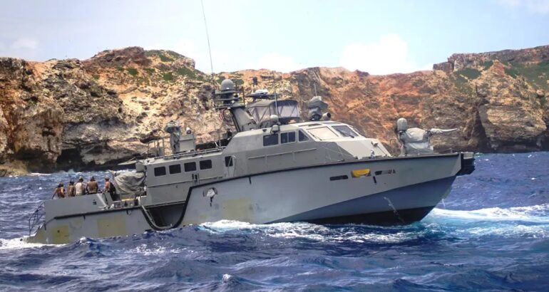 US Navy Mark VI Patrol Boats Receive Reprieve