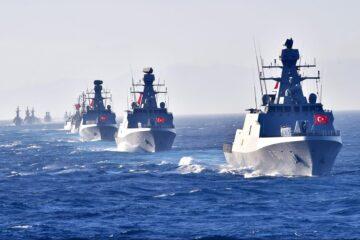 Ukraine to Make Debut in Turkish Navy Exercise Dogu Akdeniz-2021