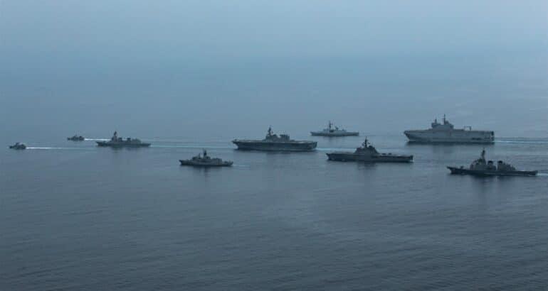 Amphibious Exercise ARC 21 Underway with Australia, France, Japan, United States
