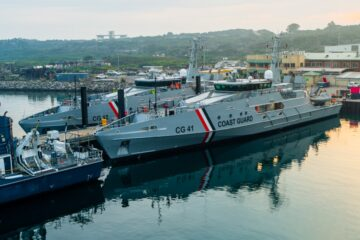 Austal Delivers Two Cape-class Patrol Boats to Trinidad and Tobago Coast Guard