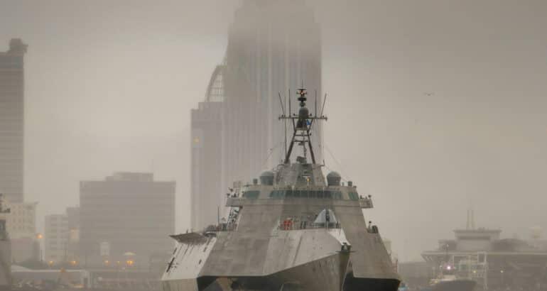 Austal USA Completes Sea Trials on future USS Savannah (LCS 28)