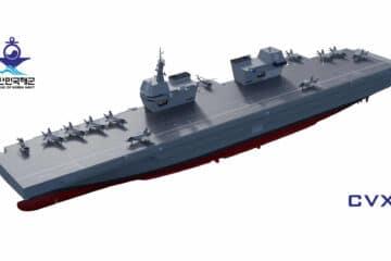 South Korea's new CVX Aircraft Carrier project: An overview