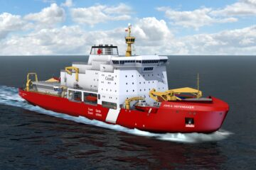Canada to Procure Two Polar Iceabreakers to Enhance Arctic Presence
