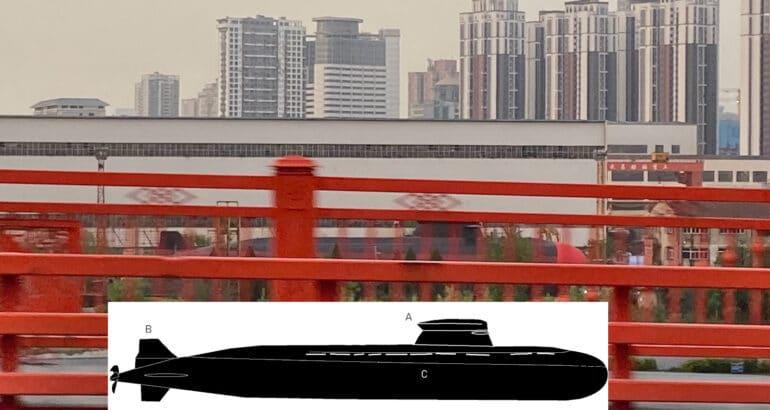 New Chinese Navy Submarine