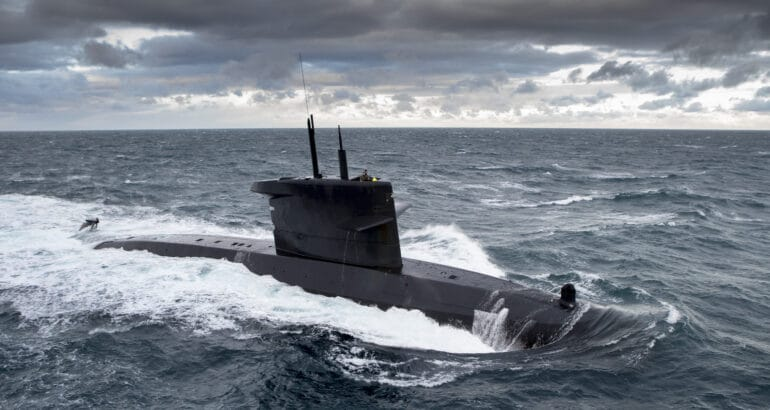 Latest Update on the Netherlands Walrus-class Submarine Replacement Program