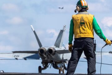 EMALS and AAG Systems Aboard CVN 78  Reach New Milestone
