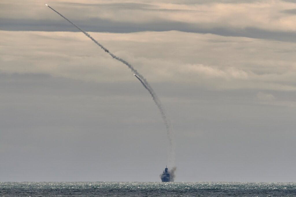 Formidale Shield NATO Holds Defensive Life-Fire Missile Interception Exercise