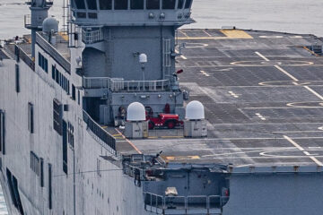 French Navy Testing New SATCOM System to Provide Crews with Better Internet