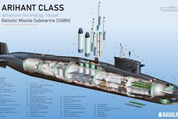 5 Years Of Submarine Secrecy: India's Unique Arihant Class Is Still In Hiding
