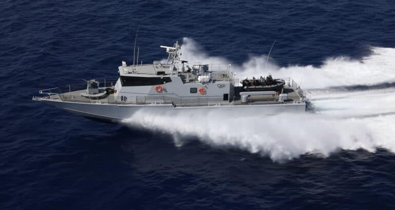 Israel Shipyards to Supply East Asian Navy with its SHALDAG MK V Vessel