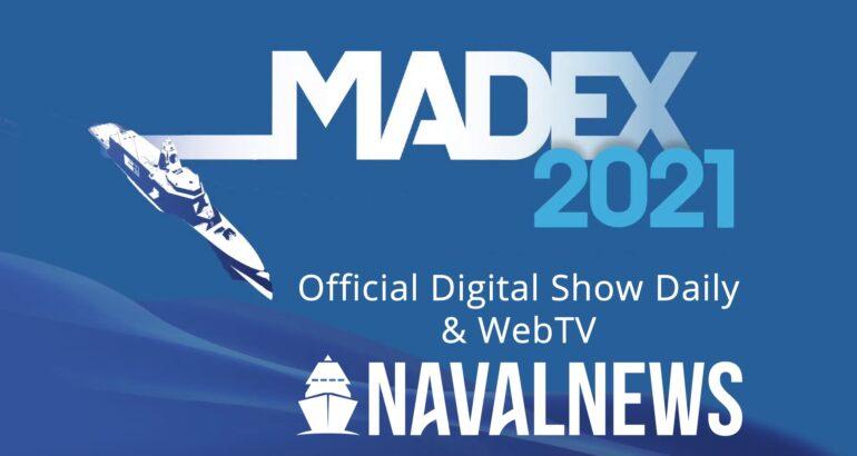 MADEX 2021 Naval News