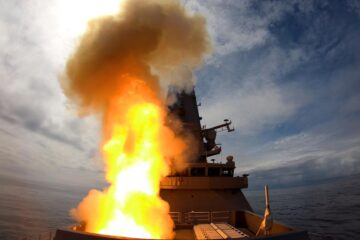 NATO warships start major air and missile defence exercise Formidable Shield 2021