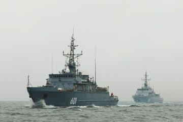 Russian Navy to receive about 30 Project 12700 minehunters  through 2050