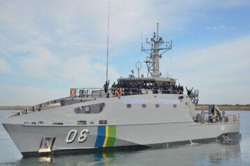 Austal Delivers 10th Guardian-class Patrol Boat