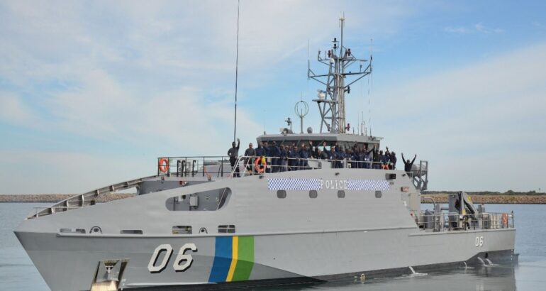 RSIPV Taro Austal Guardian class