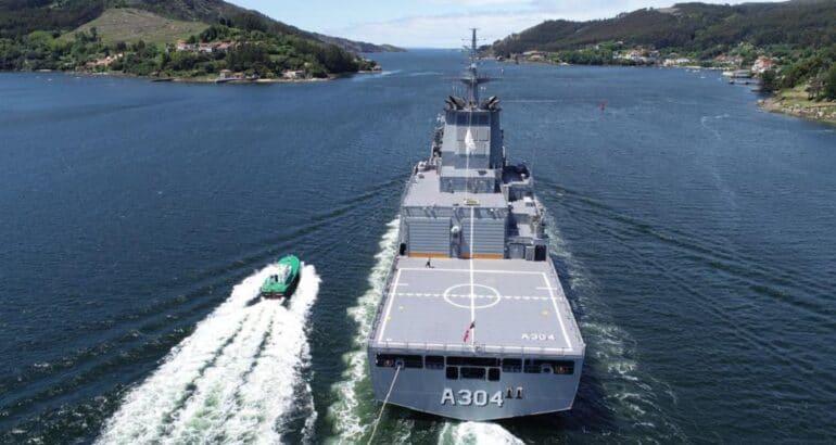 Royal Australian Navy Supply-Class AOR Stalwart
