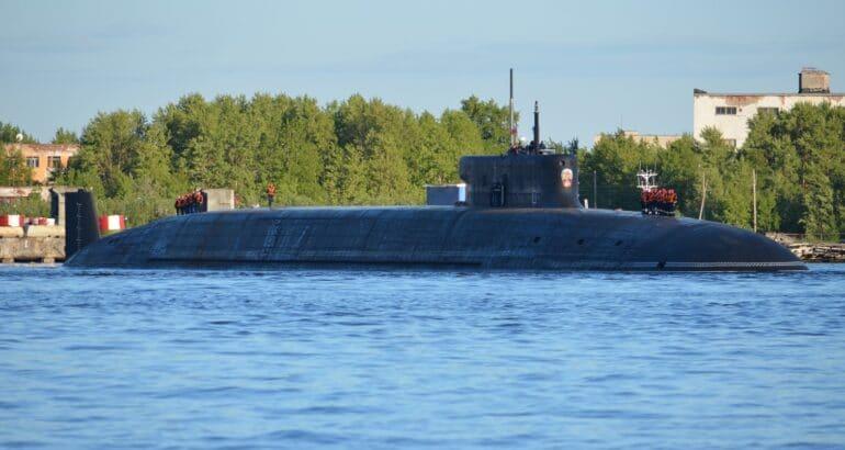 Russian Project 955A Borei-A SSBN Knyaz Oleg Starts Sea Trials
