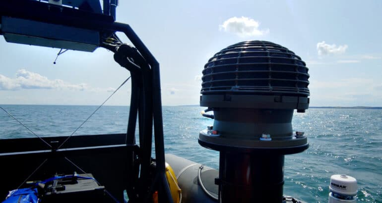 Thales Creates Acoustic Shot Detector Sensor for the Maritime Environment
