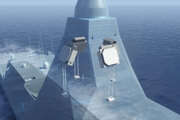 Thales Delivers First Sea Fire Next Gen Radar for France's New Frigates