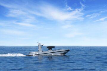 Turkey's ULAQ USCV hits the target during Denizkurdu 2021 exercise
