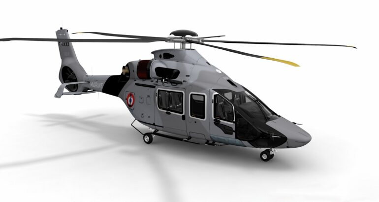 French Navy H160