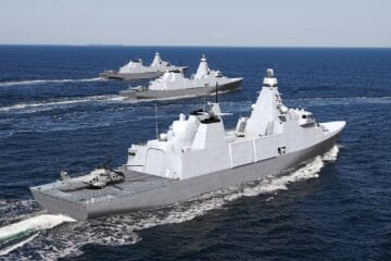 First Sea Lord Reveals the Names of Royal Navy's Type 31 Inspiration-class Frigates