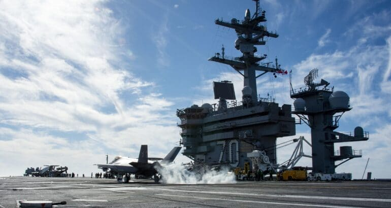 U.S. Navy Declares IOC for Joint Precision Approach and Landing System