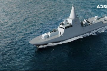 UAE Navy Orders Falaj 3-class Offshore Patrol Vessels from ADSB