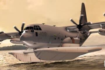 USSOCOM Comments on Potential Amphibious MC-130J Plane