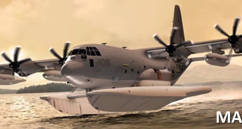 """MC-130J Amphibious Capability, or """"MAC"""""""