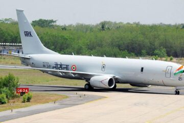 Boeing Delivers 11th P-8I Neptune MPA to Indian Navy