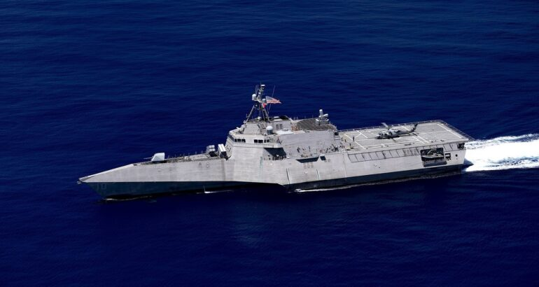 Vigor Wins U.S. Navy Availability Contract for Independence-class LCS
