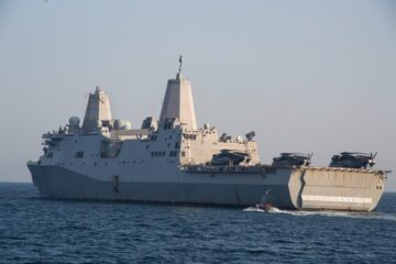 BAE Systems received a new contract to Modernize USS San Diego