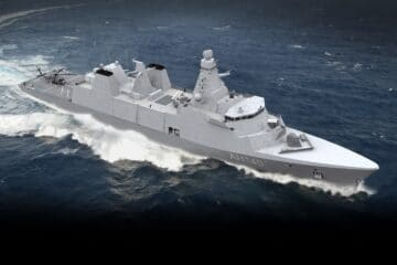 Arrowhead 140, a proven, capable and adaptable frigate for modern global navies