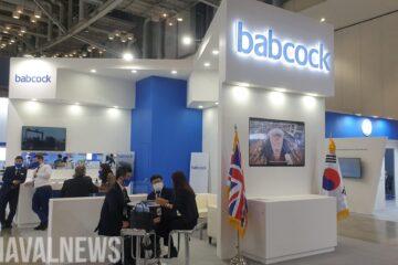 Babcock Builds on its Busan Base at MADEX 2021