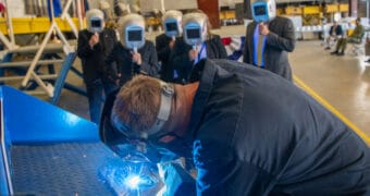 FMG Shipyard Lays Keel Of Future U.S. Navy's LCS 'USS Cleveland'