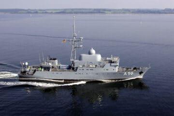 Lürssen to Build New AGI Intelligence Ships for German Navy